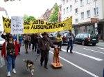 Demo zum Platz der Verfassungsfreunde