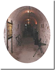merikia war tunnel