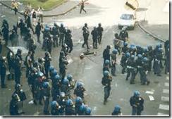 Piazza Alimonda: 20. Juli 2001