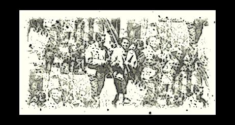 April 1945 Partisanen in Milano
